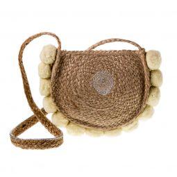 Τσάντα χειροποίητη από ψάθα 493daa0604b