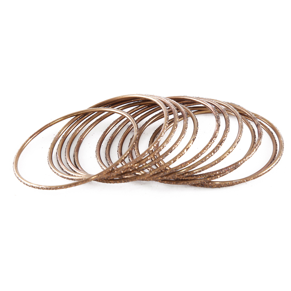 Βραχιόλι αλουμινίου βέργες 12 σειρές - 4Queens.gr 8223b75a228